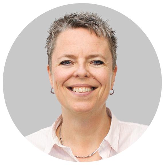 Camilla Leklem, ansvarig för auktoriserade lönekonsulter på Siphra